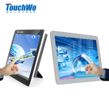 Wall mount 15.6 inch Capacitive touchscreen monitor